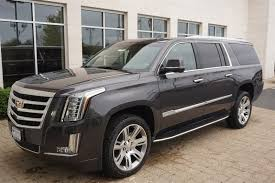 cadillac escalade 2017 new 2017 cadillac escalade esv luxury collection northbrook il
