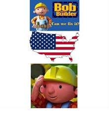 Memes Builder - bob the builder can we fix it meme on me me