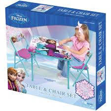 Kids Computer Desk And Chair Set by Disney Frozen Activity Table Set Walmart Com