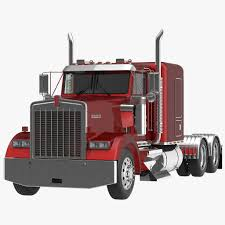 kenworth w900 model truck max w900 trailer