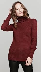 turtle neck sweaters lyst giada forte turtleneck sweater in