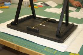 quilting ironing board table how to make a tv tray ironing board american quilting sewing