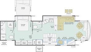 itasca rv floor plans meridian floorplans winnebago rvs