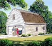 barn style garage plans at familyhomeplans com