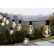 Edison Bulb String Lights Vintage Edison Bulb Outdoor String Lights Edison Bulbs String