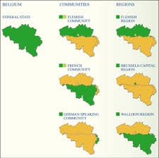 belgium language map judges de escalate heated belgian language conflict belgian