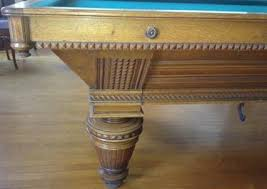 carom table for sale antique pool tables
