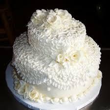 ruffle drape wedding celebration cakes