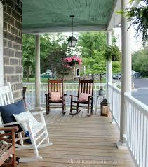 summer porch decorating 2017 christinas adventures