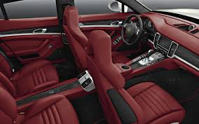 porsche panamera white red interior wallpaper 1920x1200 22492