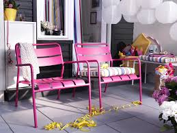 Outdoor Furniture For Small Spaces by Party Patio Take Your Summer Celebrations Outside With Stackable