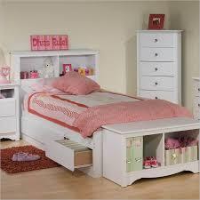 awesome white twin platform bed frame u2014 modern storage twin bed