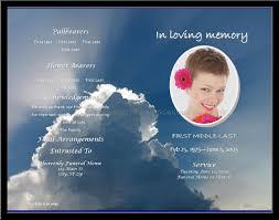 doc 549424 free memorial template u2013 73 best printable funeral