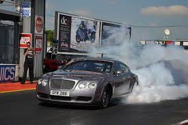 custom bentley continental bentley continental gt drag racer stuns with 3 000 hp digital trends