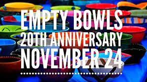 empty bowls 2017 the idaho foodbank