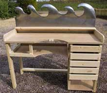 Jewellery Work Bench Jewellery Benches By Al Marshall From The Flux U0027n U0027 Flame Jewellery