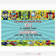 Rescue Bots Favors by Playskool Heroes Transformers Rescue Bots Printables Boys