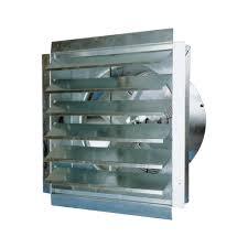 maxxair heavy duty 14 exhaust fan maxxair ventamatic exhaust fan with integrated shutters 1400 cfm