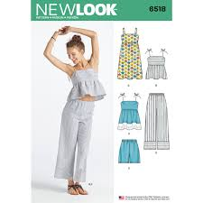 womens dress tops in two lengths trousers and shorts new look