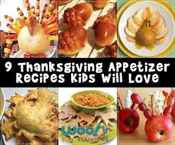 thanksgiving appetizers for