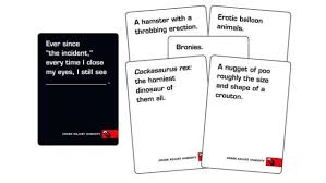 cards against humanity expansion pack cards against humanity uk edition third expansion pack the party