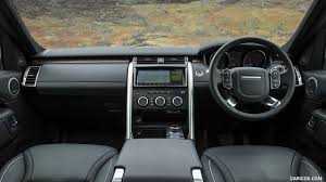 white land rover interior 2018 land rover discovery color yulong white interior