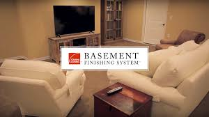 basement finishing system owens corning paintable wall panels