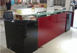 Standing Reception Desk Modern Reception Desk Selling Salon Reception Desk