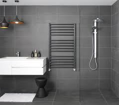 Black Bathroom Towel Bar Bathroom Impressive Heated Towel Rack For Warm And Dry Your