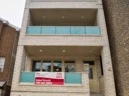 exterior xplus construction duplex condo logan square real estate logan square chicago homes