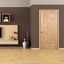 Six Panel Oak Interior Doors Interior Doors