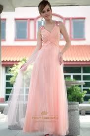 Light Pink Bridesmaid Dress Light Pink Bridesmaid Dresses Vampal Dresses
