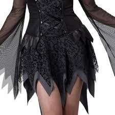 Fallen Angel Halloween Costumes Black Fallen Angel Halloween Costume U2013 Savage Garb