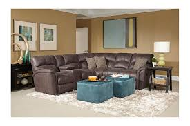 Omnia Furniture Quality Grand Torino Reclining Sectional 230 Sofas And Sectionals