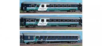 carrozze cuccette 55146 acme intercity notte trenitalia set icn composto da due