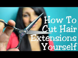 how to cut halo hair extensions how to cut trim hair extensions yourself instant beauty