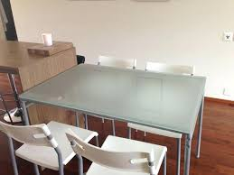 tempered glass table top ikea ikea glass table top wall table medium size of office wall table