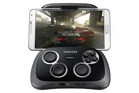 mobile console samsung smartphone gamepad and mobile console application tuvie