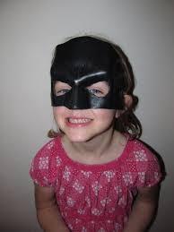 bat mask halloween diy project crazy bat mask