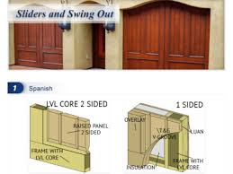 craftsman style garage doors ranch house doors ranch house garage