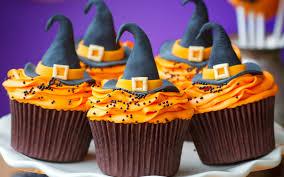 yummy halloween cupcakes 1