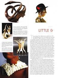 ornament magazine 2009 alexandra hart jewelry