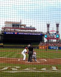 reds fact of the day the diamond club seating behind home plate