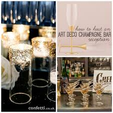 art deco table decorations 17 best images about wedding decor and