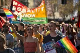 mariage pour tous en australie bataille de spots télévisés entre pro et anti