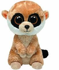amazon ty beanie boos rebel meerkat toys u0026 games