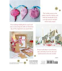 handmade christmas book by cico books official publisher page