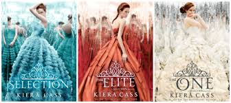 Image result for the selection goodreads