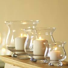 large hurricane candle holders glass home lighting design ideas