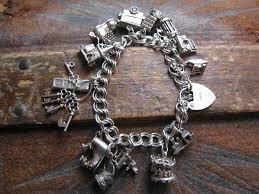 charm bracelet vintage silver images 320 best vintage charms bracelets images vintage jpg